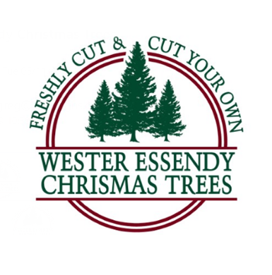 Wester Essendy Christmas Trees Blairgowrie